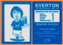 Everton Li Tie China